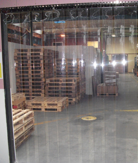Warehouse Strip Door Curtain